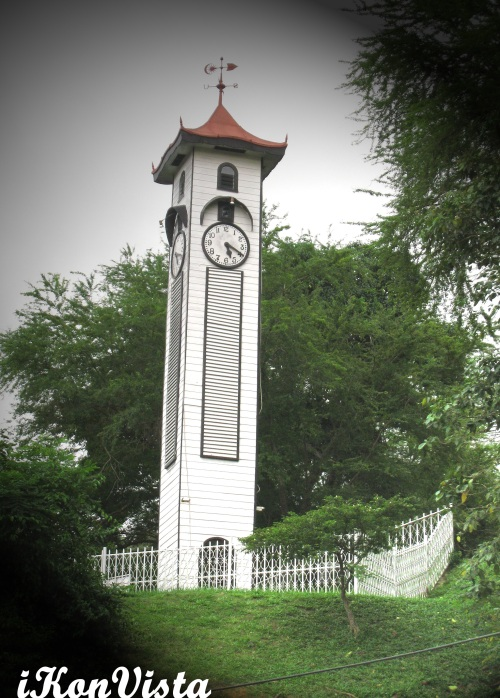 Colonial Clock Tower