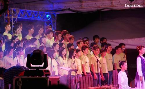 Church Choir at Work