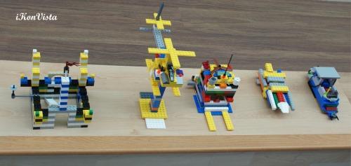 Lego Fly A Kite