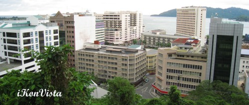 Kota Kinabalu from Another Angle