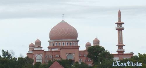 Mosque at Universiti Malaysia Sabah