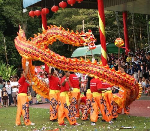 Swirling Dragon