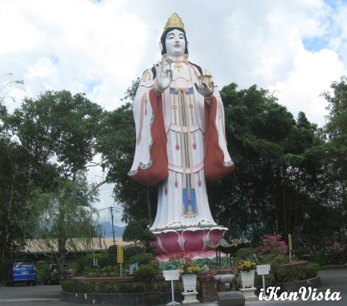Goddess of Mercy- Guan Ying