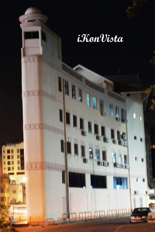 Architectural Qurkiness- Wisma Intiutama