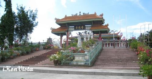 Poh Toh Tse Buddhist Temple
