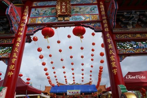 Jade Emperor Temple,Tuaran