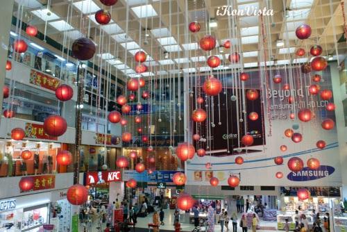 Lantern Festival- Karamunsing Complex