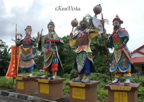 Statues of Deities