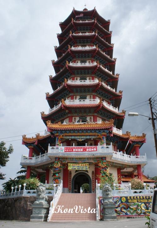 Ling San Pagoda