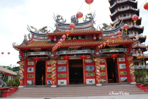 Ling San Temple, Turan