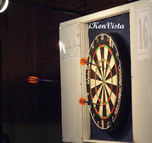 Sabah Open Dart Tournament
