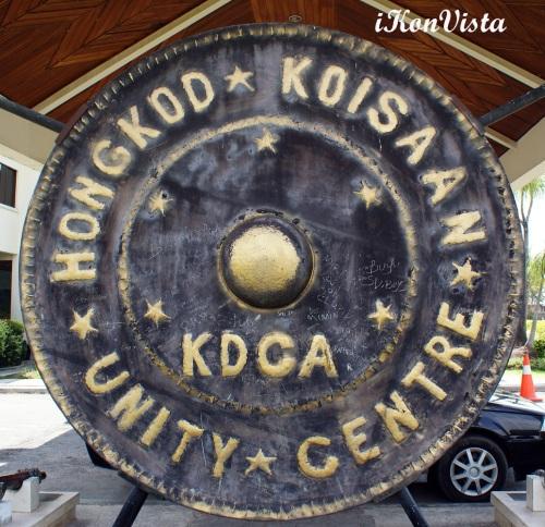 Kadazan Gong @ Hongkod Koisaan Unity Centre