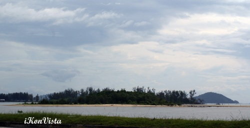 Lok Kawi Beach Near Putatan