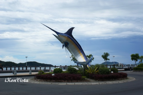 Marlin? There are marlins in the sea of KK?