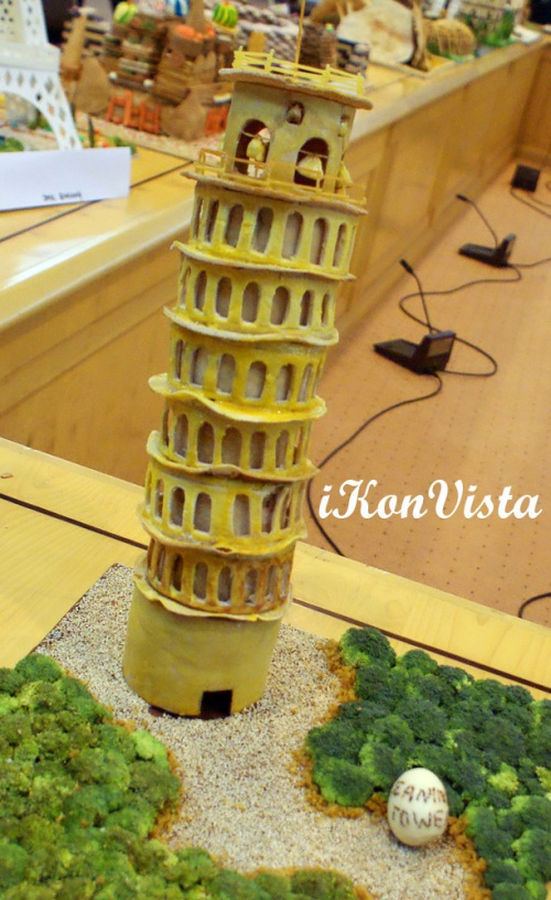 Leaning Tower of Pisa by ATI