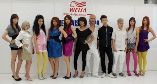 Wella Girls & the Little Boys