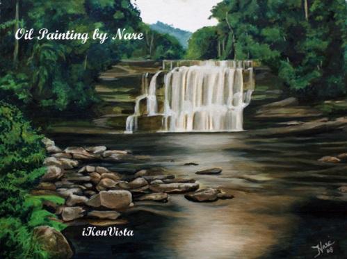 Maliau Basin Painting