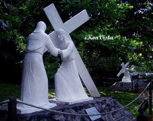Journey of Jesus Christ to Crucifixion