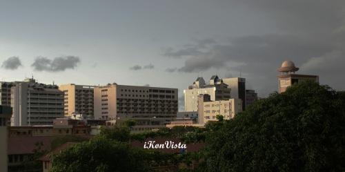 Landscape of Kota Kinabalu
