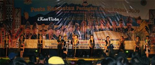 Unduk Ngadau- Beauty Pageant