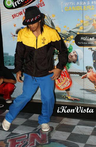 B-Boy Tap Dancer