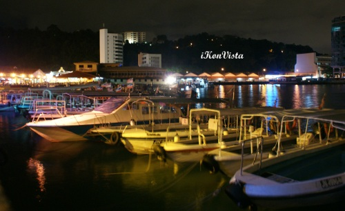 Boating @ Jesselton Point