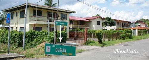 Durian Street